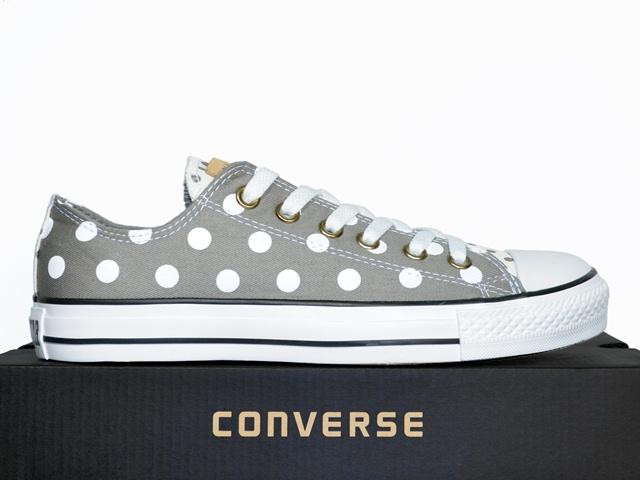 Converse Chucks Polka Dots