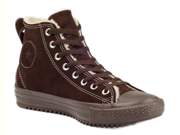 CONVERSE-SCHUHE-CHUCKS-ALL-STAR-WINTER-BOOT-GRAU-BRAUN-SCHWARZ-WILD-LEDER-FELL