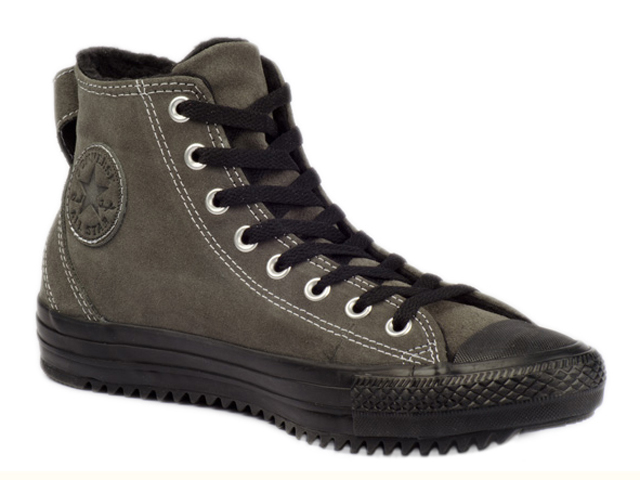 CONVERSE-SCHUHE-CHUCKS-ALL-STAR-WINTER-BOOT-GRAU-BRAUN-SCHWARZ-WILD-LEDER