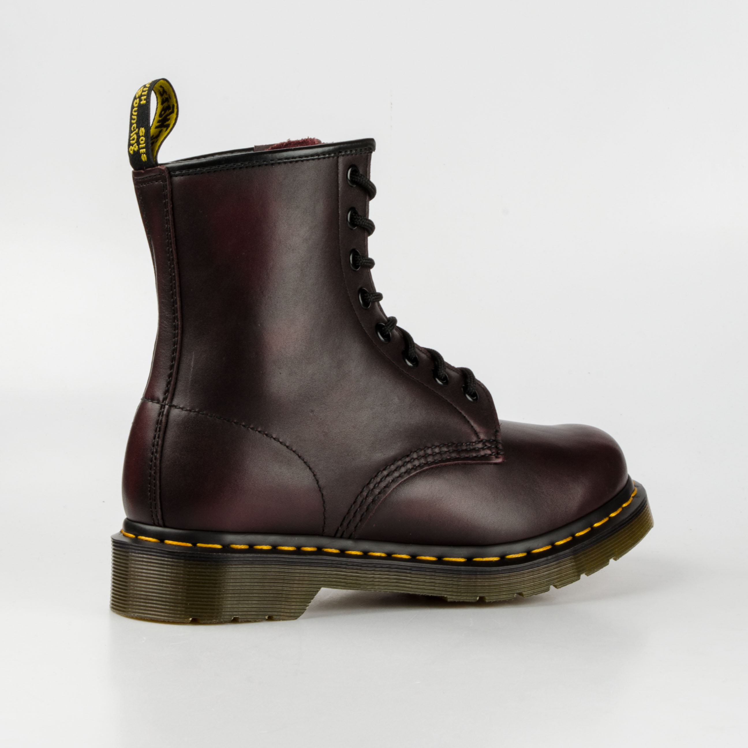 dr doc martens 1460 8 loch stiefel boots red rouge weinrot. Black Bedroom Furniture Sets. Home Design Ideas