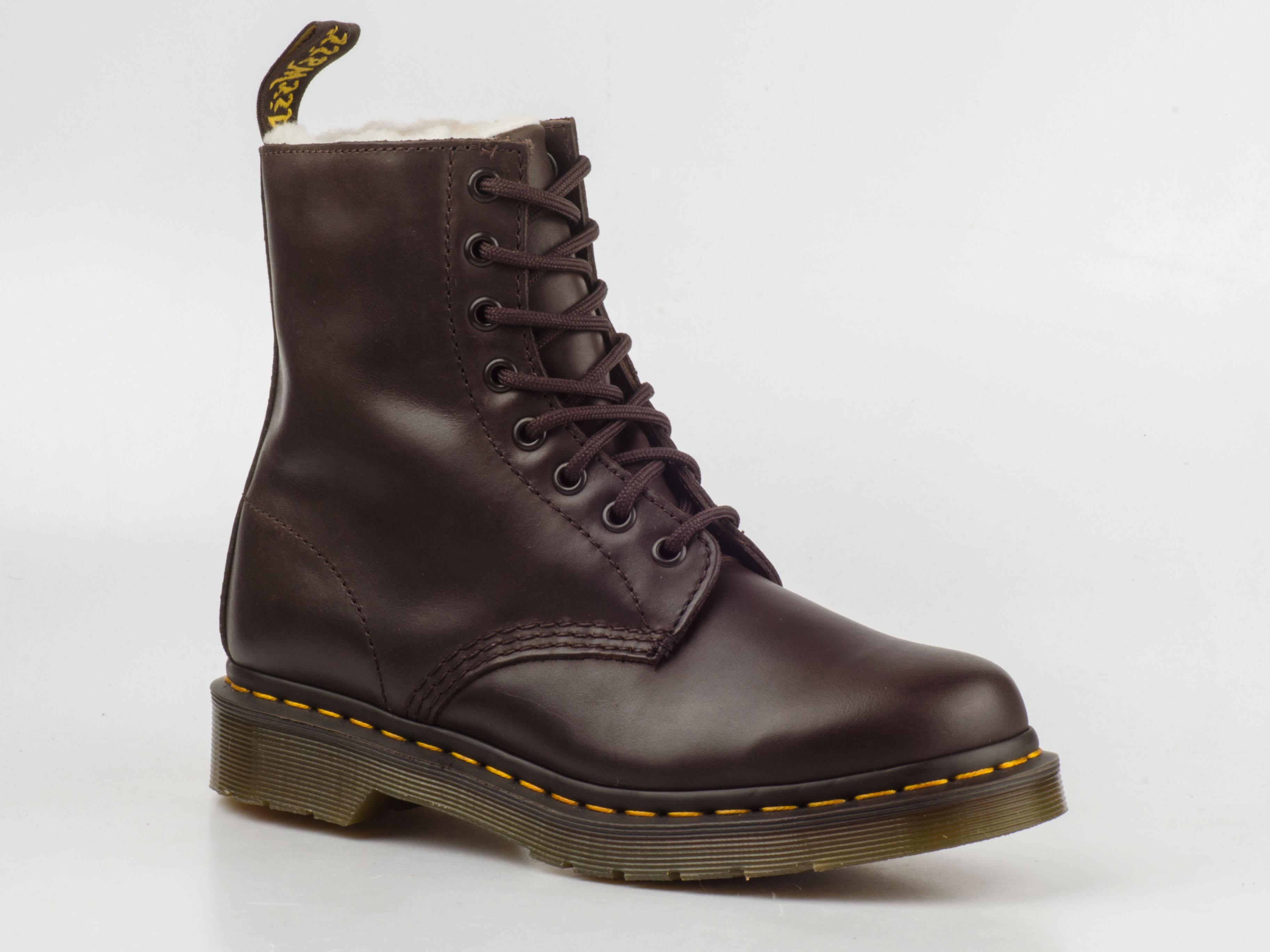 dr doc martens 13239201 serena 8 loch stiefel 8eye boots. Black Bedroom Furniture Sets. Home Design Ideas