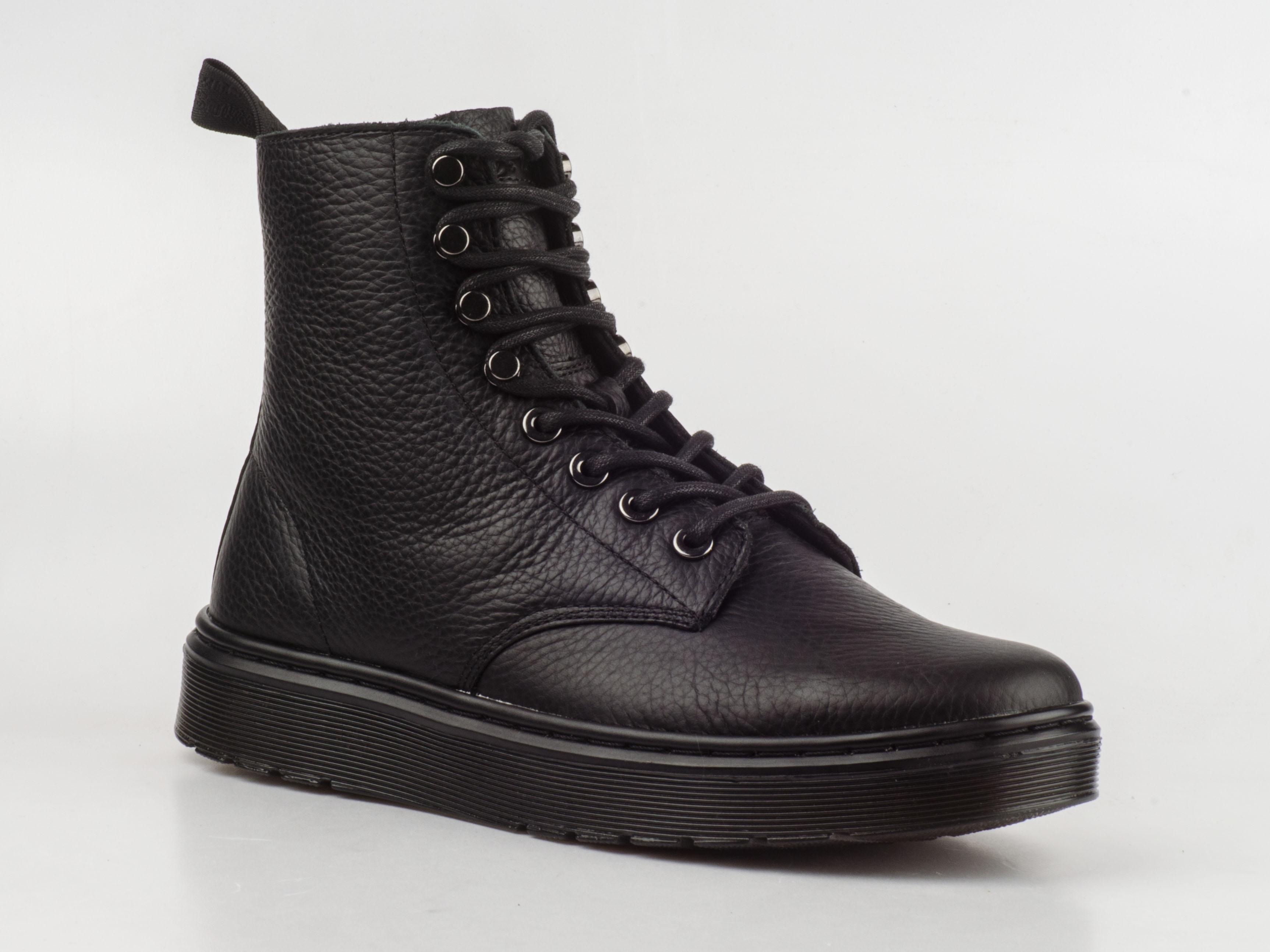 dr doc martens stiefel 8 tie boots disc montreal lux. Black Bedroom Furniture Sets. Home Design Ideas